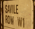 Savile Row, tailored suits, bespoke suits near Mayfair